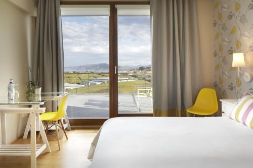 Habitación Doble - 1 o 2 camas Hotel San Prudentzio 5