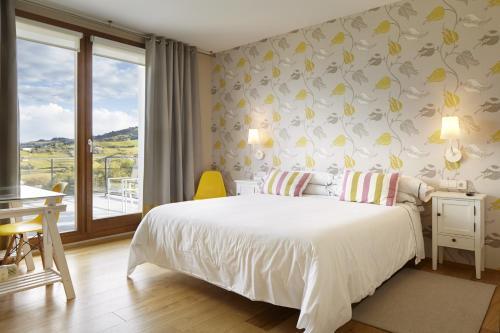 Habitación Doble - 1 o 2 camas Hotel San Prudentzio 1