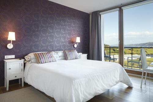 Habitación Doble - 1 o 2 camas Hotel San Prudentzio 8
