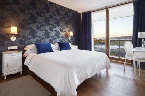 Habitación Doble - 1 o 2 camas Hotel San Prudentzio 10