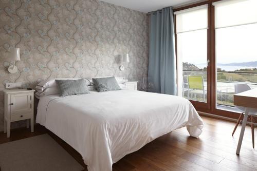 Habitación Doble - 1 o 2 camas Hotel San Prudentzio 11