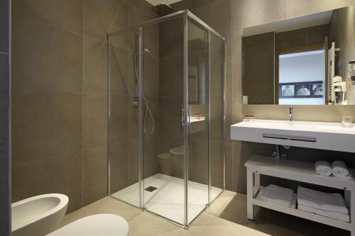 Habitación Doble - 1 o 2 camas Hotel San Prudentzio 14