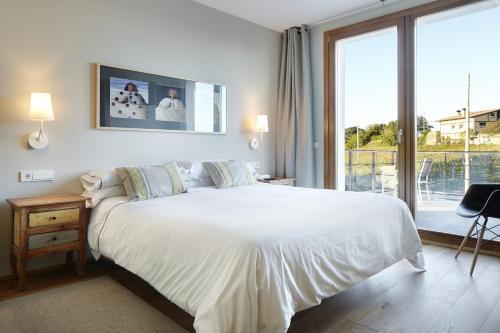 Habitación Doble - 1 o 2 camas Hotel San Prudentzio 15