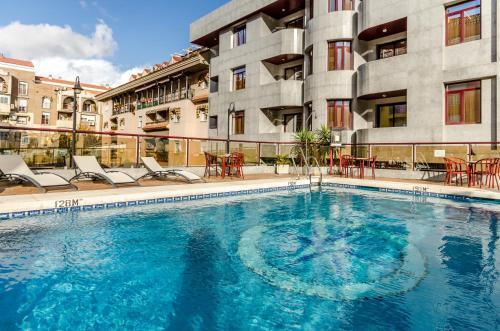 Hotel Infanta Cristina 15