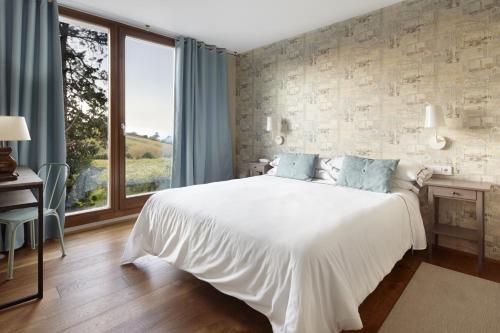 Habitación Doble - 1 o 2 camas Hotel San Prudentzio 17