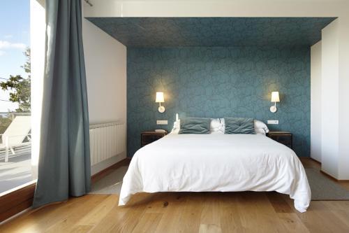 Habitación Doble - 1 o 2 camas Hotel San Prudentzio 19