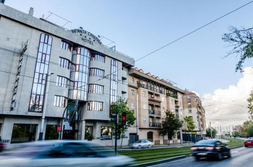 Hotel Infanta Cristina 11
