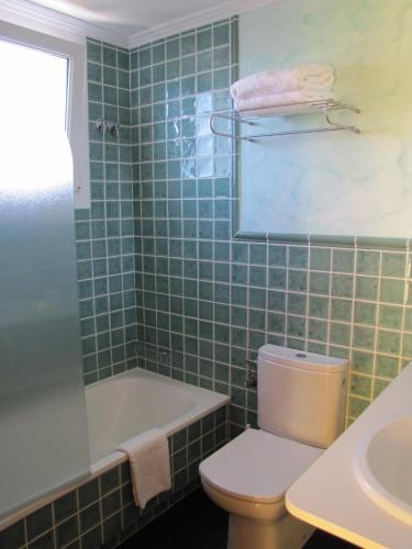 Habitación Doble Estándar Hotel Sant Roc 4