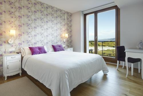 Habitación Individual Hotel San Prudentzio 1
