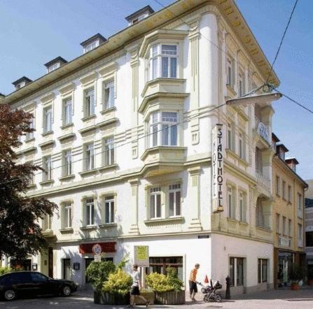 Stadthotel Hauser Eck (B&B)