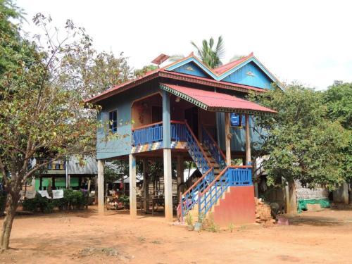 Veng Am Homestay, Chŏng Chéach