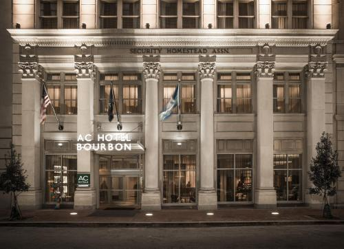 AC Hotel New Orleans Bourbon/French Quarter Area - Promo Code Details