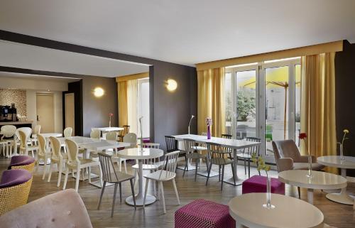 Citadines kl ber strasbourg h tel 50 54 rue du jeu des for Appart hotel kleber strasbourg