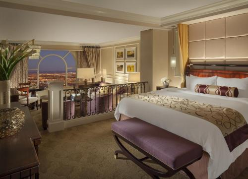 The Venetian Resort-Hotel-Casino staycation
