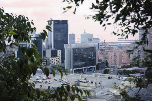 4 starts hotel in Genoa