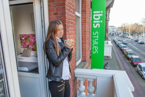ibis Styles Amsterdam City photo 31
