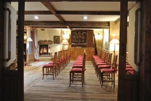 Auberge de la maison courmayeur valle d 39 aosta for Auberge la maison courmayeur