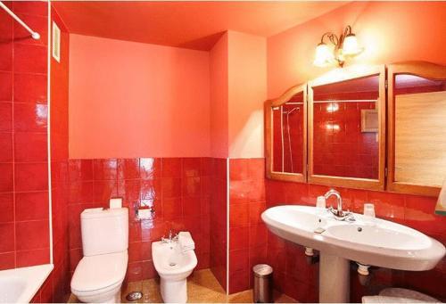 Habitación Doble Hotel Rincon de Traspalacio 4