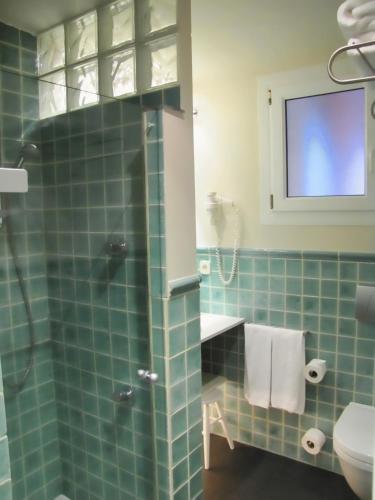 Doppelzimmer mit Meerblick Hotel Sant Roc 4