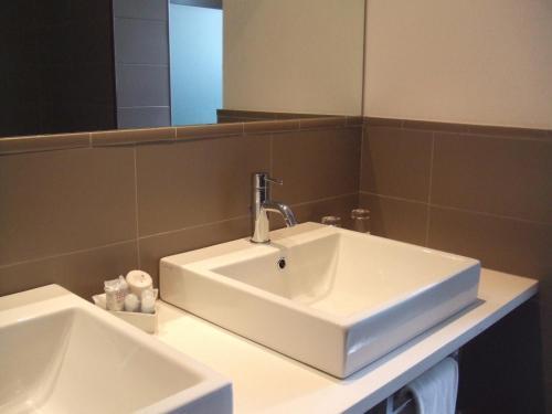 Standard Doppelzimmer Hotel Sant Roc 5