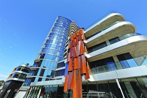 Accommodate Canberra  The Apartments Canberra City