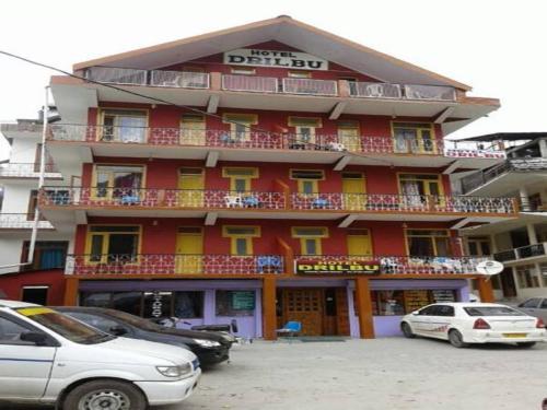 Отель Hotel Drilbu 2 звезды Индия