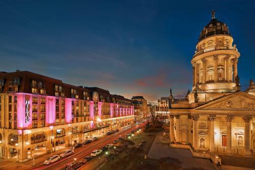 Hilton Berlin photo 30