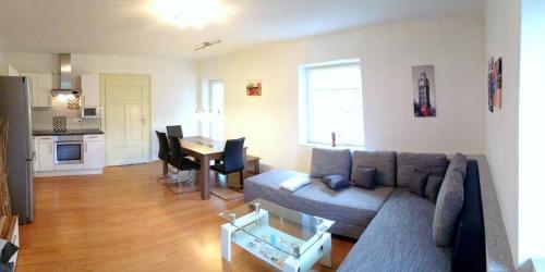 Ferienwohnung Haus Maier - Apartment mit 1 Schlafzimmer und Terrasse