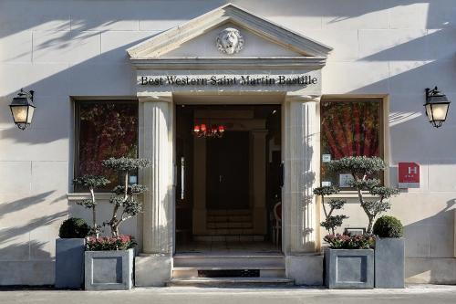 Best Western Saint Martin Bastille