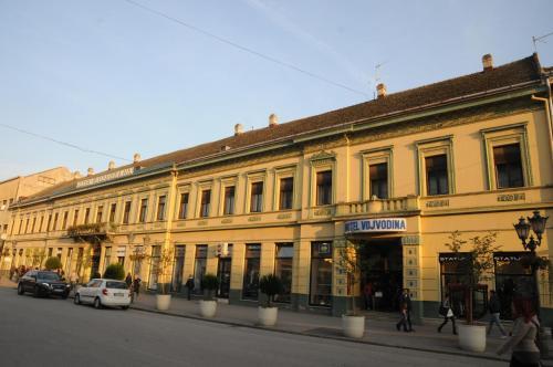 Отель Hotel Vojvodina 3 звезды Сербия