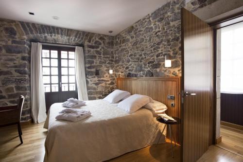 Habitación Doble - 1 o 2 camas - Uso individual Antiguo Casino Hotel 4