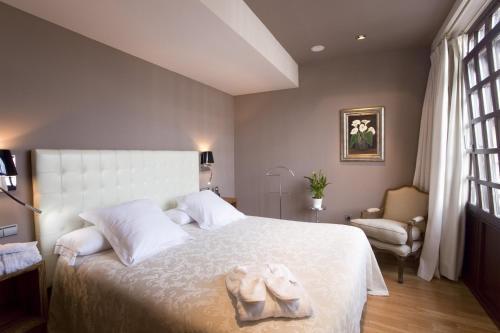 Habitación Doble - 1 o 2 camas - Uso individual Antiguo Casino Hotel 2
