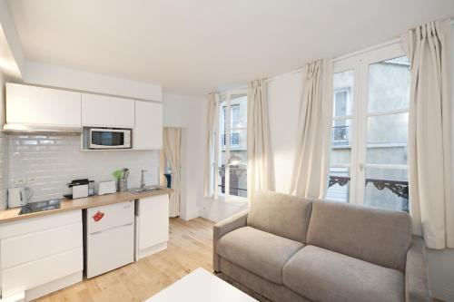 Pick a Flat - Le Marais / Dupetit Thouars apartment