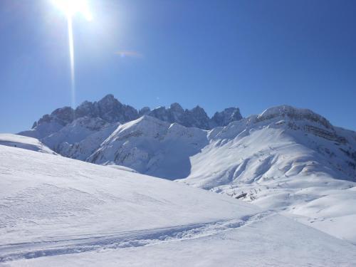 foto Rifugio Capanna Passo Valles (Passo Rolle)