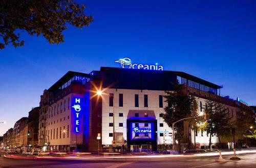 Oceania paris porte de versailles h tel 52 rue oradour for Hotels 75015