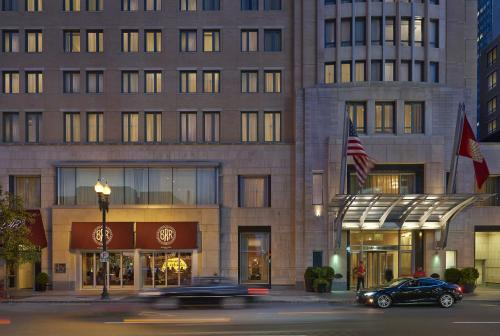 Mandarin Oriental Boston -  star rating for travel with kids
