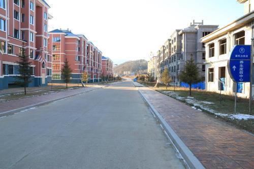Yabuli Hot Spring Health Center Hotel, Wukimiho