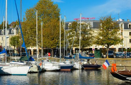 Mercure Caen Centre Port De Plaisance - 0