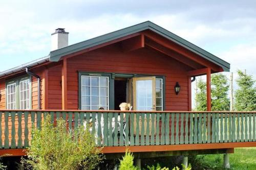 Three-Bedroom Holiday home in Brusand