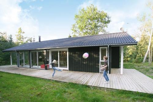 Four-Bedroom Holiday home in Str�by