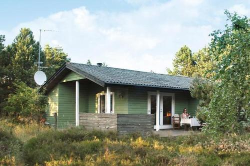 Three-Bedroom Holiday home in Sjællands Odde 1