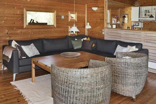 Three-Bedroom Holiday home in Sjællands Odde 1