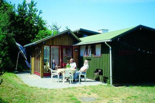 Three-Bedroom Holiday home in Roslev 1