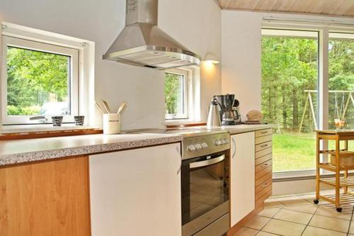 Four-Bedroom Holiday home in Toftlund 1