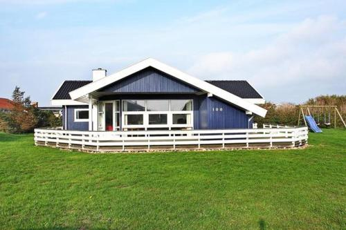 Three-Bedroom Holiday home in Harbo�re 7