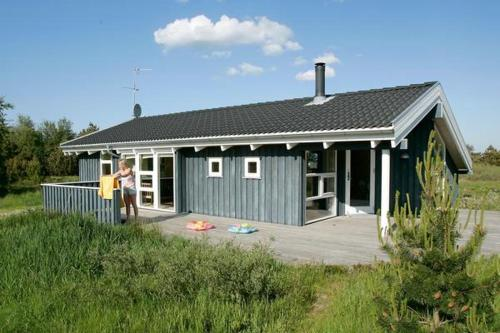 Three-Bedroom Holiday home in Fjerritslev 3