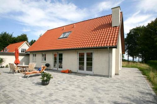 Four-Bedroom Holiday home in Dronningm�lle 1