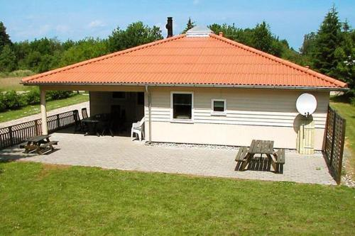 Four-Bedroom Holiday home in Toftlund 3