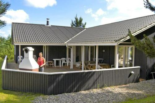 Four-Bedroom Holiday home in Ebeltoft 4