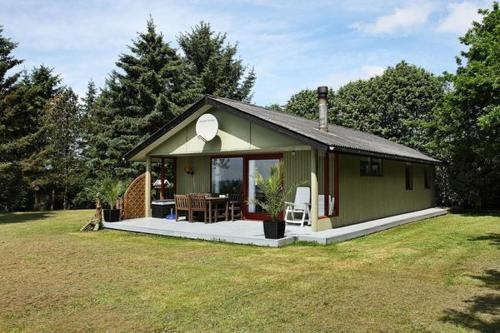 Three-Bedroom Holiday home in Sp�ttrup 6